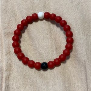 real red fight to end AIDS lokai bracelet
